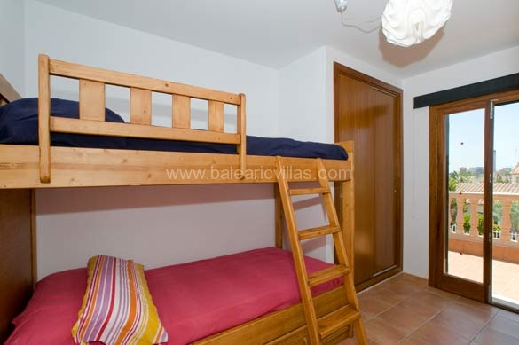 Single bedroom (kids)